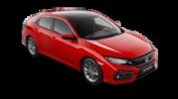 [ zum Honda Civic auf www.Honda.de ... ]