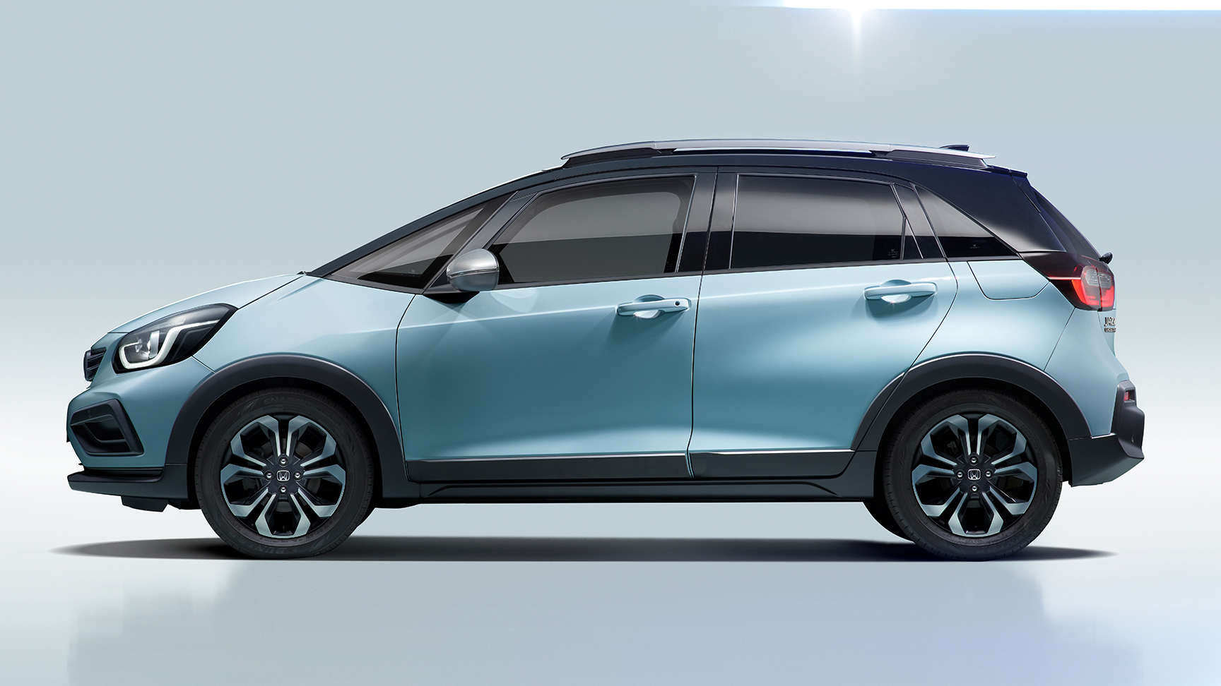 2020 Honda Jazz Exterior
