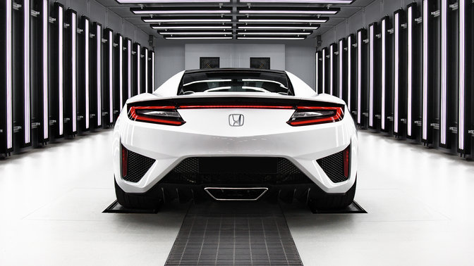 honda nsx hybrid supersportwagen honda gb. Black Bedroom Furniture Sets. Home Design Ideas