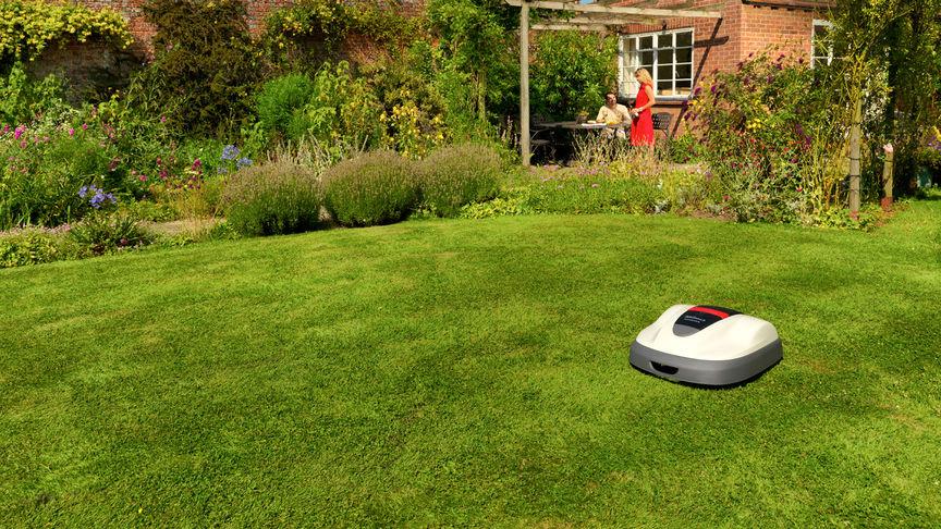 Miimo, Gartenumgebung.