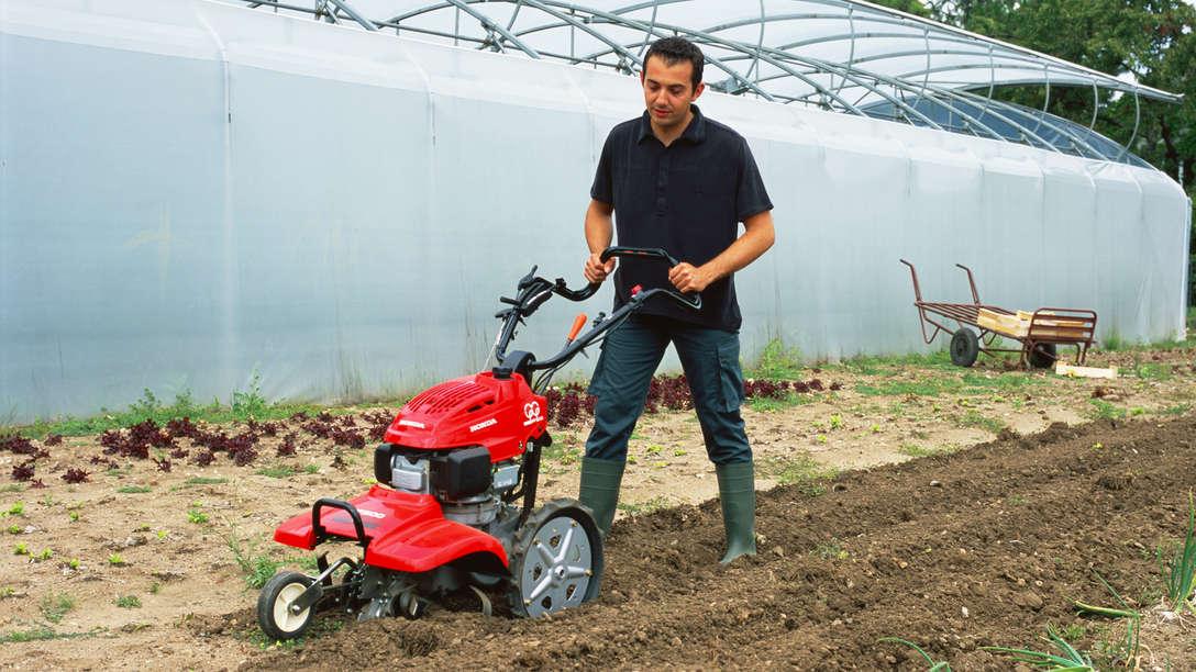 Bodenfräse Honda FF 500 | Werth Motorgeräte