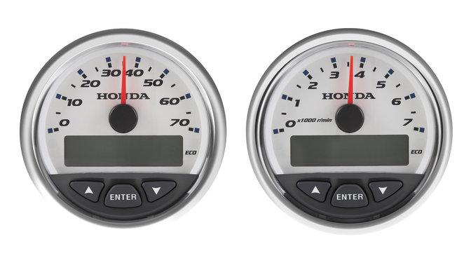 Suzuki Outboard Motor Hour Meter