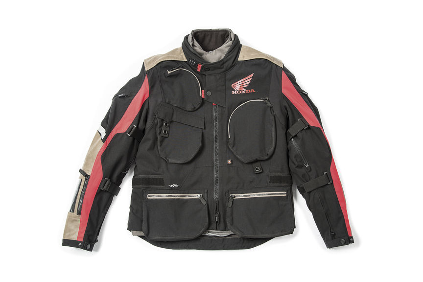 Honda Spidi Adventure-Jacke Black