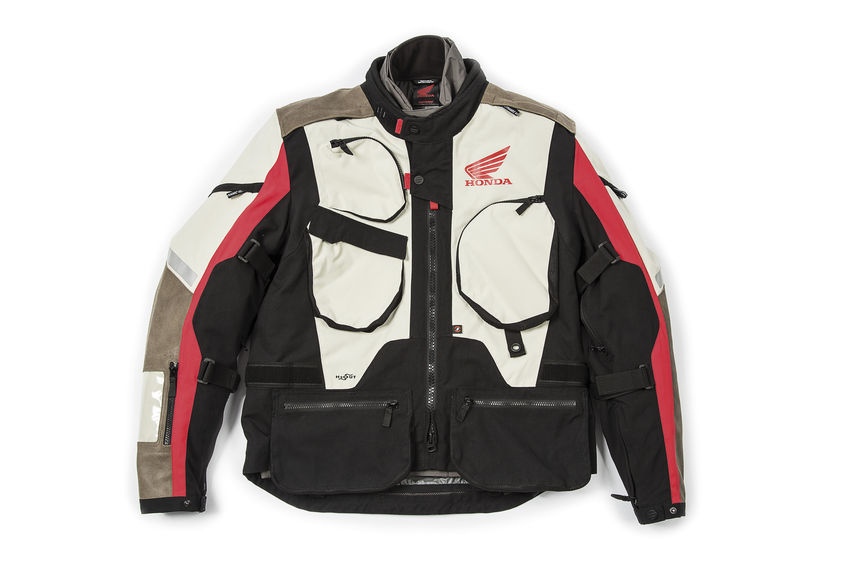 Honda Spidi Adventure-Jacke Ice