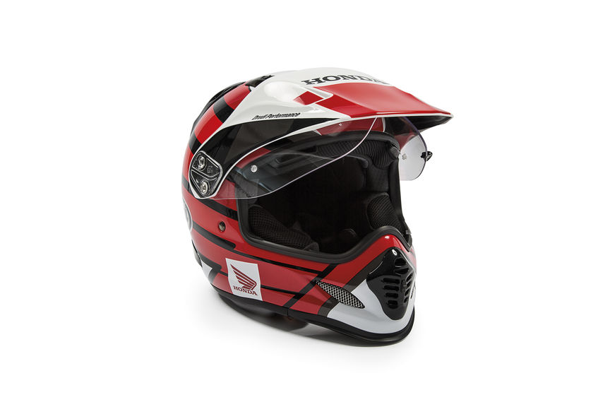 Honda Arai Tour-X4 Helm Red