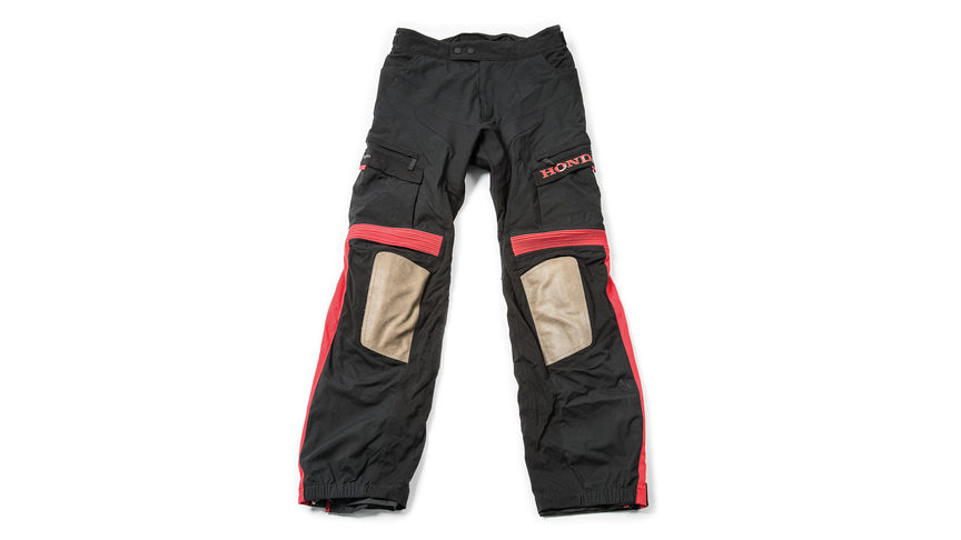 Honda Spidi Adventure-Hose Black