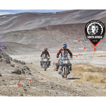 Honda Adventure Roads 2019