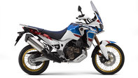 Honda Africa Twin Adventure Sports, Seitenansicht