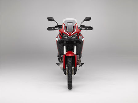 Honda Africa Twin, Front