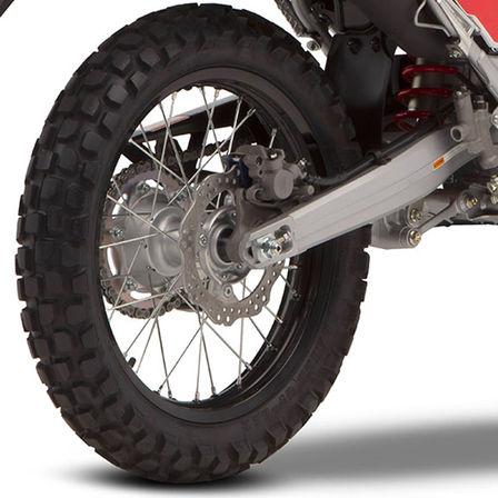 Honda CRF300L, Bodenfreiheit