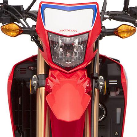 Honda CRF300L, mehr Leistung