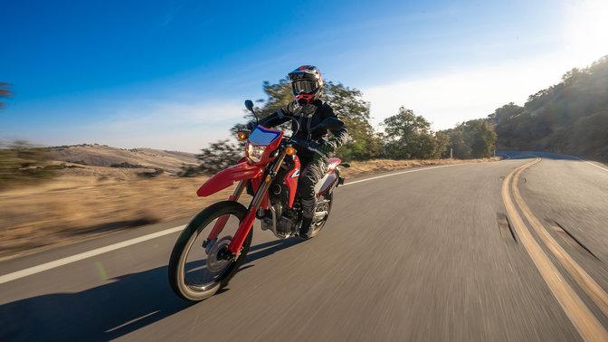 Honda CRF300L, bereit für Alltag und Fun