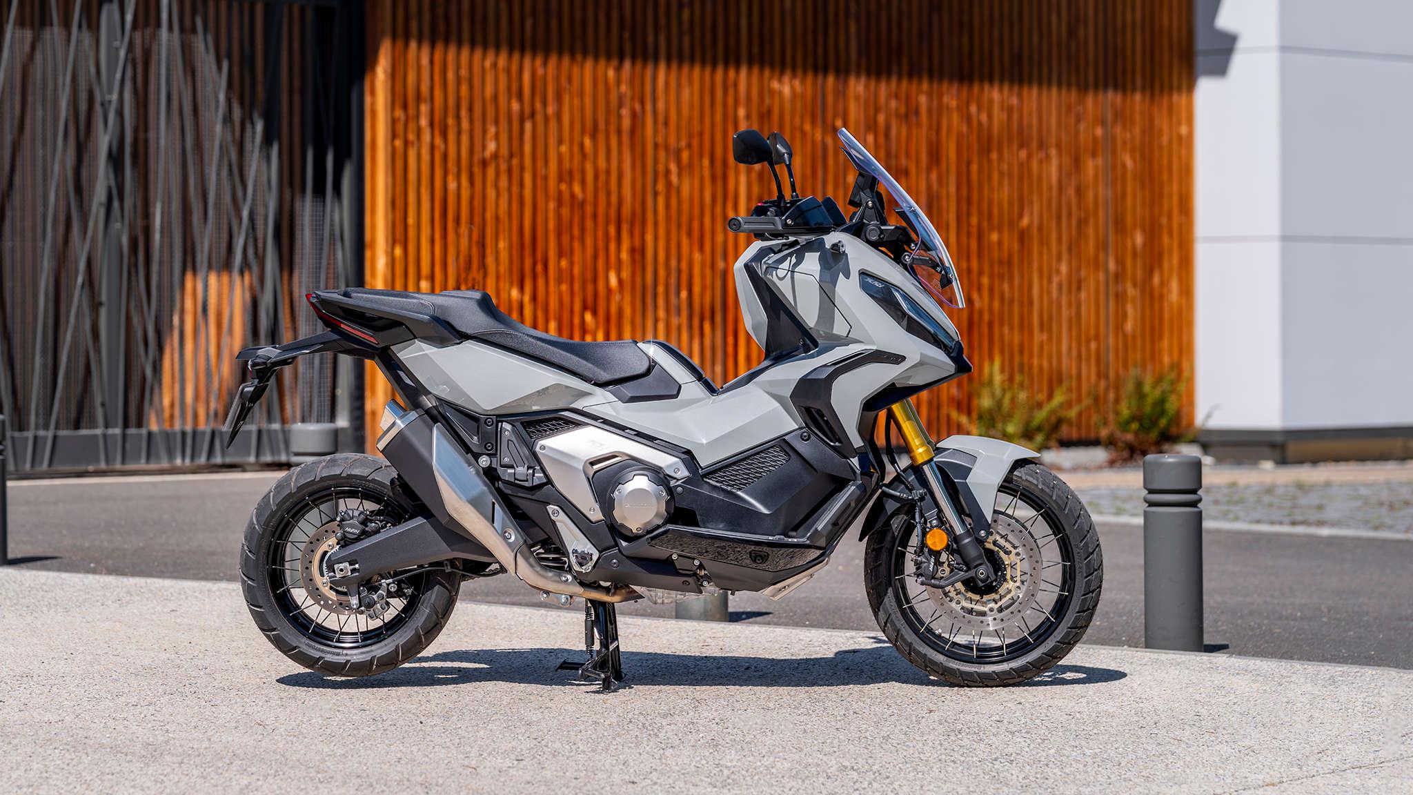 Honda X Adv Honda Motorrader Adventure Off Road Touring