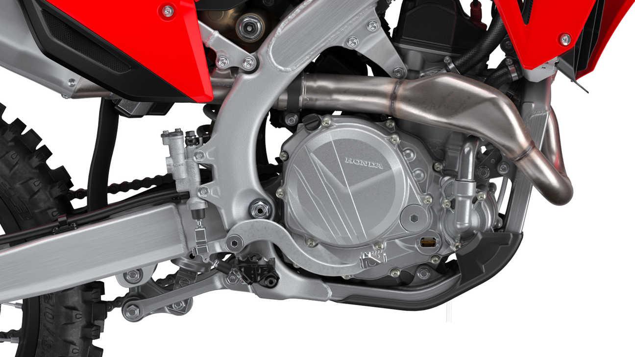Motor der CRF450R