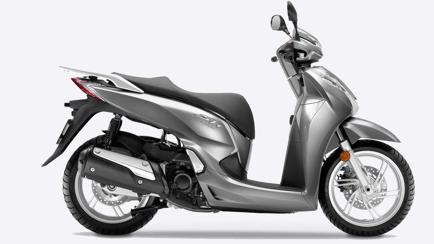 bersicht sh300i motorroller modellpalette