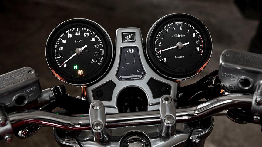 CB1100EX | Übersicht | Modellpalette | Street | Honda