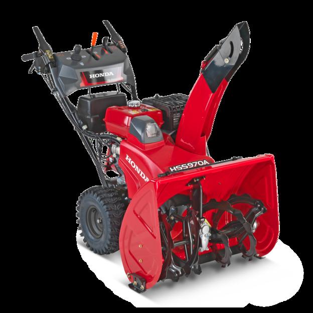 Übersicht – 9er-Serie – Produktpalette – Schneefräsen – Honda
