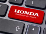 'Honda The Power of Dreams' als Enter-Taste