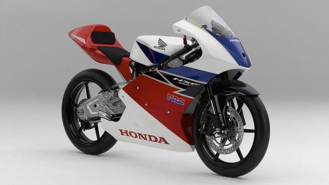Rennmotorrad Honda NSF 250 R