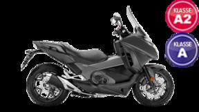 Roller Modellpalette Motorräder Honda