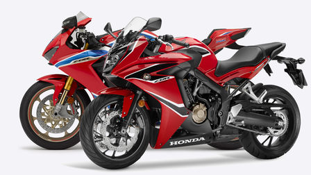 Honda Supersport