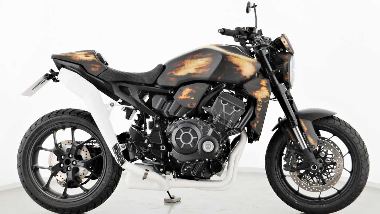 CB1000R LLC Mad Max