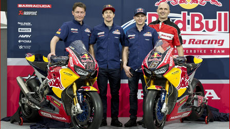 Superbike Teamvorstellung