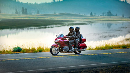 Leasing Angebot Gold Wing